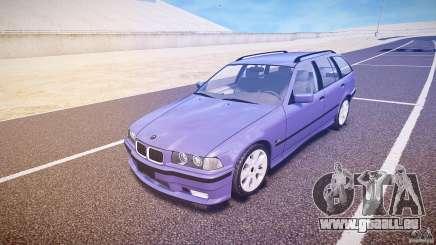 BMW 318i Touring pour GTA 4
