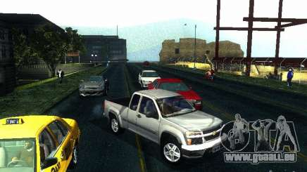 Chevrolet Colorado 2003 pour GTA San Andreas