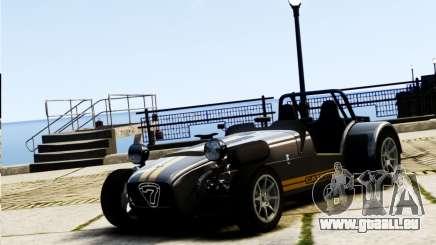 Caterham Superlight R500 v1.0 für GTA 4