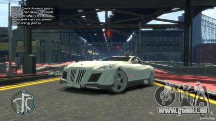 Maybach Exelero pour GTA 4