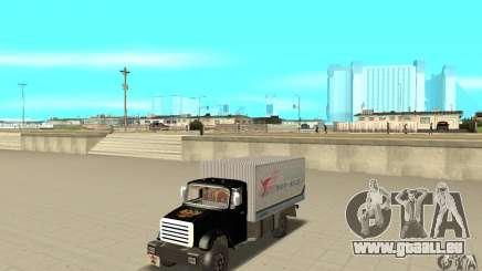 ZIL 433112 mit tuning für GTA San Andreas