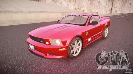 Saleen S281 Extreme - v1.1 für GTA 4