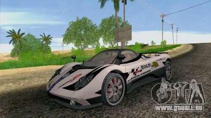 Pagani Zonda F v2 pour GTA San Andreas