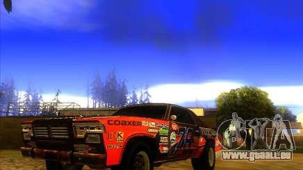 Bonecracker de FlatOut 1 pour GTA San Andreas