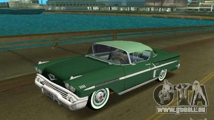 Chevrolet Impala 1958 für GTA Vice City