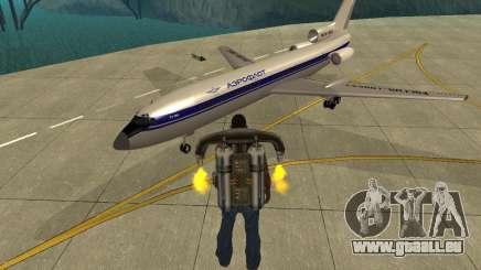 Le Tu-154 pour GTA San Andreas