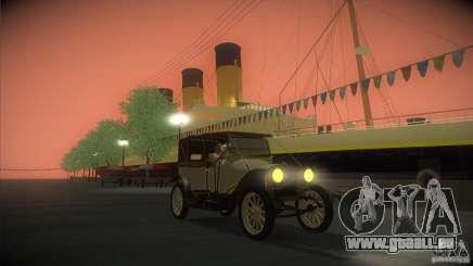 Russo-Balt mit 2440 für GTA San Andreas
