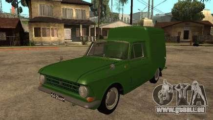 Première version IZH 2715 pour GTA San Andreas