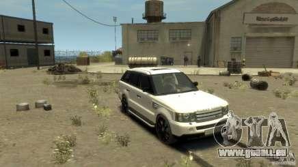 Land Rover Range Rover Sport pour GTA 4