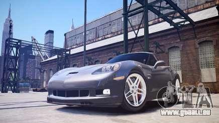 Chevrolet Corvette Z06 für GTA 4