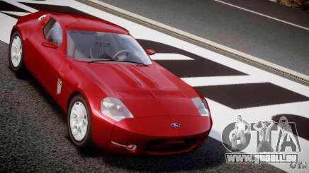 Ford GR-1 pour GTA 4