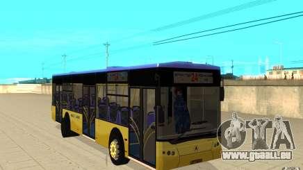 Laz-A183 Stadt Laz für GTA San Andreas