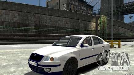 Skoda Octavia II 2005 pour GTA 4