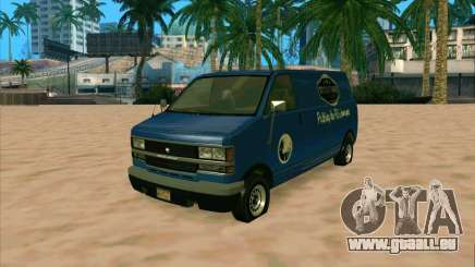 BUGSTARS Burrito from GTA IV pour GTA San Andreas