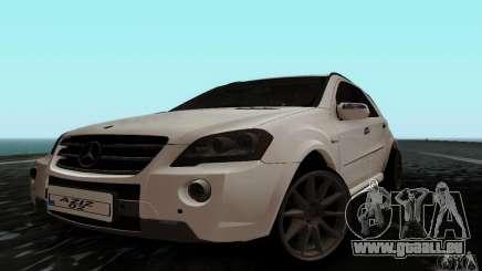 Mercedes Benz ML63 AMG für GTA San Andreas