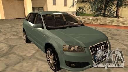 Audi S3 Sportback 2007 pour GTA San Andreas