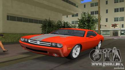 Dodge Challenger für GTA Vice City