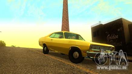 Plymouth Duster 1972 pour GTA San Andreas