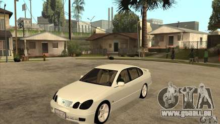 Lexus GS300 2003 pour GTA San Andreas