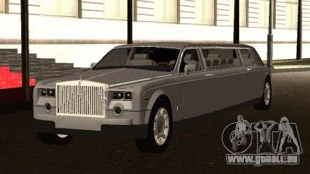 Rolls-Royce Phantom Limousine 2003 pour GTA San Andreas