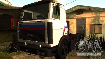 MAZ-642205 v1. 0 für GTA San Andreas
