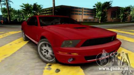 Ford Shelby GT500 pour GTA San Andreas