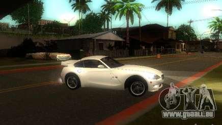 BMW Z4 M 07 für GTA San Andreas