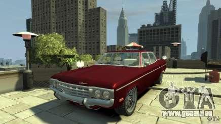 AMC Matador pour GTA 4