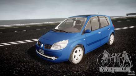 Renault Scenic II Phase 2 pour GTA 4