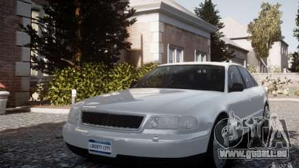 Audi A8 2000 für GTA 4