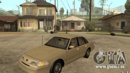 Ford Crown Victoria LX 1992 für GTA San Andreas