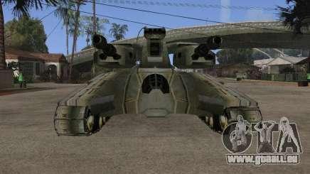 Star Wars Tank v1 pour GTA San Andreas