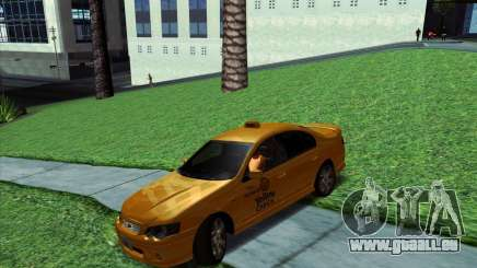 Ford Falcon XR8 Taxi pour GTA San Andreas