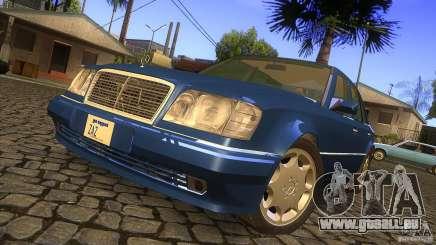 Mersedes-Benz E500 für GTA San Andreas