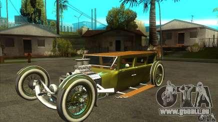 HotRod sedan 1920s für GTA San Andreas