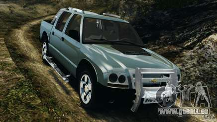 Chevrolet S-10 Colinas Cabine Dupla für GTA 4