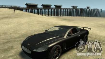 Aston Martin DB9 Super GTR beta pour GTA 4