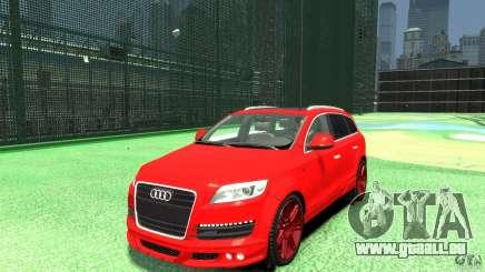 Audi Q7 v12 TDI pour GTA 4