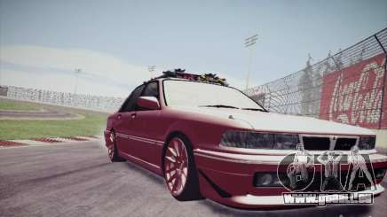 Mitsubishi Galant 1992 JDM pour GTA San Andreas