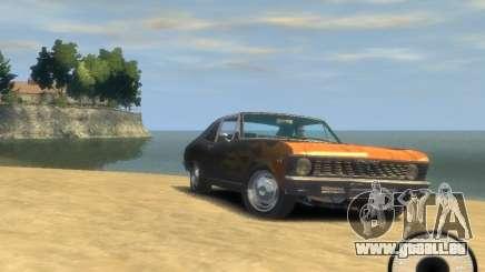 Chevrolet Nova SS 1969 pour GTA 4