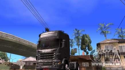Scania R-440 für GTA San Andreas