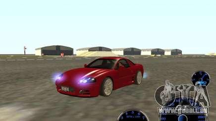 Mitsubishi 3000gt für GTA San Andreas