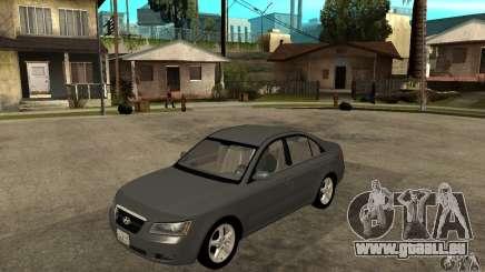 Hyundai Sonata 2008 hd für GTA San Andreas