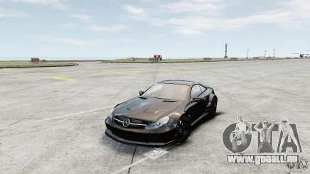 Mercedes-Benz SL65 AMG Black Series 2009 [EPM] pour GTA 4