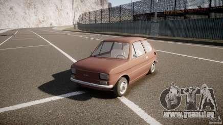 Fiat 126 für GTA 4