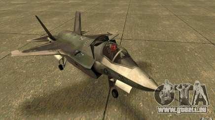 Lockheed F-35 Lightning II für GTA San Andreas