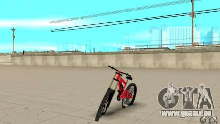 Neue BMX für GTA San Andreas