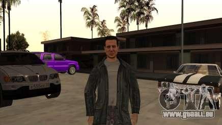 La peau est un membre de la mafia pour GTA San Andreas