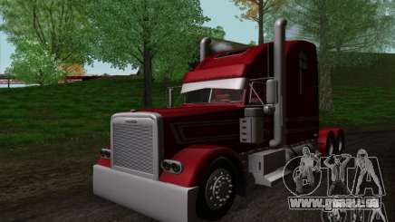 Freightliner Classic XL Custom pour GTA San Andreas