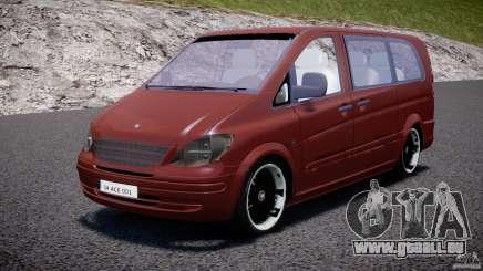 Mercedes-Benz Vito SportVIP pour GTA 4